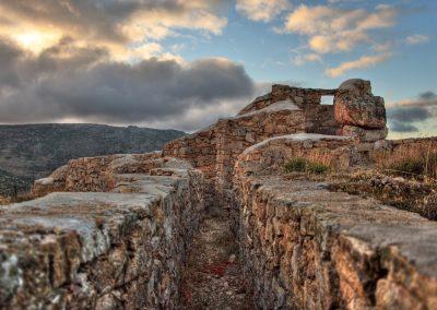 Rutas Trincheras, fortines y bunkers